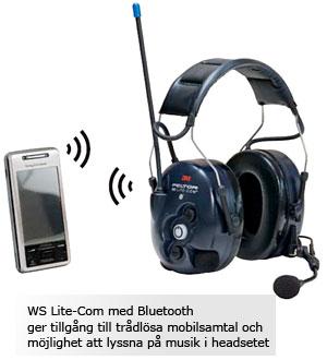 Berömda Peltor headset | Vianet Communication UL-81