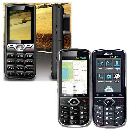 Fordonstelefon för fast anslutning