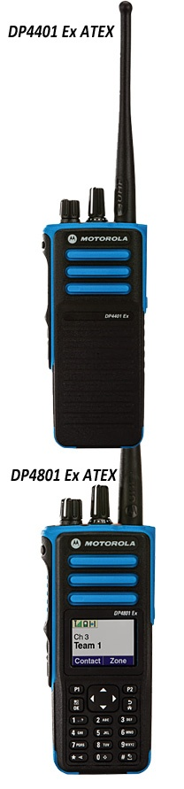 DP4401 och 4801 Ex ATEX
