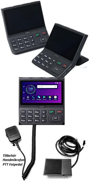 Fordonstelefon UV350