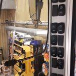 Exempel på montering av komradio